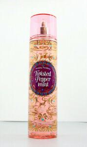 Twisted Peppermint - Fragrance Mist 8oz - Bath & Body Works - Fast US Shipping!
