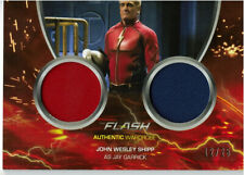 The Flash Season 2 John Wesley Shipp as Jay Garrick Dual Wardrobe Card DM6 12/25