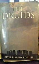 The Druids by Peter Berresford Ellis Hardcover Dust jacket