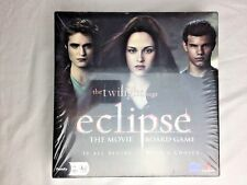 The Twilight Saga Eclipse The Movie Board Game Family Age 13-Up 2-8 Players New