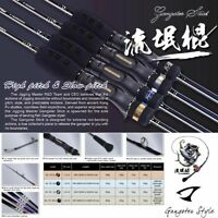 Jigging Master Ulimate Hi & Slow Pitch Jigging Rod Gangster Stick