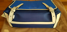 Genuine Burberry Men's Large Burleigh Messenger Bag