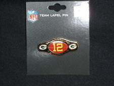 NEW NFL Licensed Green Bay Packers Aaron Rodgers Championship Belt Pin