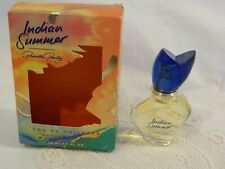 "20  ml  EdT  Spray / Vapo  "" Indian Summer Priscilla Presley "" m.Box v. Mühlens"