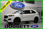 2019 Ford Edge ST 2019 ST Used Certified Turbo 2.7L V6 24V Automatic AWD SUV Premium Moonroof