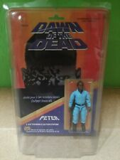 Custom Made DAWN OF THE DEAD Action Figure Peter Ken Foree Bootleg Vintage