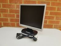 "Yuraku 17"" inch Monitor, Yuraku MJ7CNA, VGA D-SUB. It comes with stand and cable"