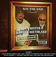 Real Brothers [5/19] by Mister D/Ese Bobby (CD, May-, SL) Frank V, Cold 187um