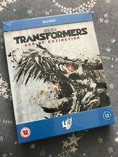 Transformers 4 Age Of Extinction Zavvi Exclusive Limited Edition Steelbook