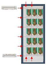 Egypt - 1997 - Scarce - Row, Shifted Perforation - ( Nefertiti - Definitive )