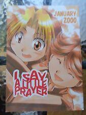 Hikari no Go Doujinshi Akira x Hikaru Say a Little Prayer Dark Cherry