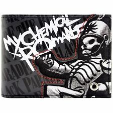 My Chemical Romance Black Parade Rock Grau Portemonnaie Geldbörse