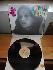 """Caterina Caselli """"Il Volto Della Vita"""" LP CGD ITA 1983"""