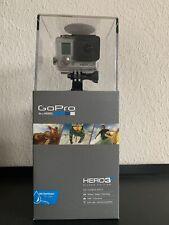 GoPro Hero 3+ Silver Edition in OVP mit Zubehörpaket
