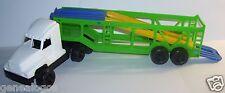 RARE FANTASIAS PLASTICAS MADE MEXICO CAMION TRUCK TRANSPORT AUTO VOITURES A