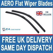 VAUXHALL ASTRA MK5 2004-09 AERO Flat Wiper Blades 22-18