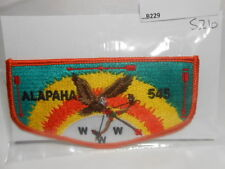 O.A. LODGE 545 ALAPAHA ORANGE BORDER B229