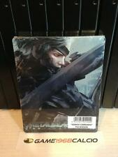 METAL GEAR SOLID RISING REVENGEANCE STEELBOX Render Commando (NO GIOCO) PS3 NUOVO
