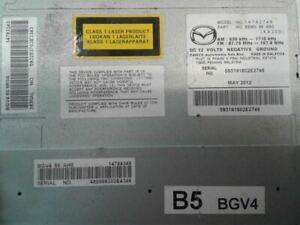 Radio Tuner And Receiver MP3 Am-fm-cd Fits 2012-2013 MAZDA 3 BBM5-66-AR0