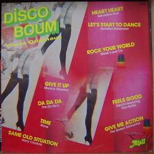 DISCO BOUM TITRES ORIGINAUX COMPIL' FRENCH LP