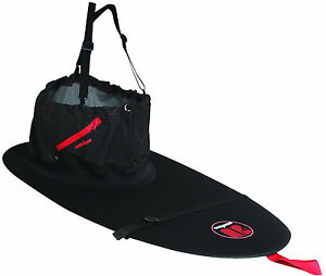 Nookie Como Touring Spraydeck Kayaking Deck - Fabric Waist / Neoprene Shockcord