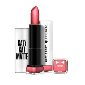 1 COVERGIRL Katy Kat Matte Lipstick KP02 Pink Paws *SEALED*