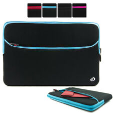 Universal 15 15.6 inch Laptop Neoprene Zipper Sleeve Bag Case Cover 15G27