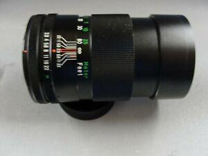 Vivitar for Canon FD Auto 135mm f1:2.8 - See the Photos - NR