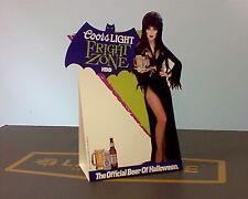 Elvira Coors Halloween Advertising Store Display