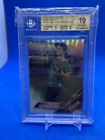 2016 Topps Chrome First Pitch Billy Joe Armstrong BGS 10