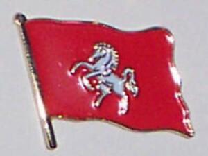 Kent England County Flag Enamel Pin Badge