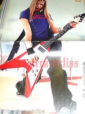 Avril Lavigne POSTER WOW sexy & Wild
