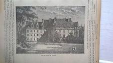 1879 109 Chateau de Valmont