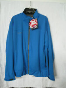 Simms Fishing Products - FLYTE Rain Jacket - Blue-XXL - New w/Tags-Authentic