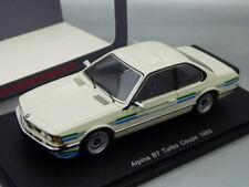 1/43 Spark BMW ALPINE B7 TURBO COUPE 1985 (WHITE)