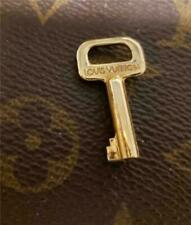 LOUIS VUITTON Key for S-Lock Briefcase Multicolor Speedy, Concorde, Dragonne HTF
