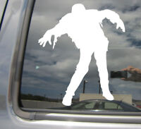 Zombie Dead Walking Halloween Car Laptop Bumper Window Vinyl Decal Sticker 10324