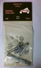 Jordi Rubio 1/35th Scale German Tank Gun sIG 33 L/11 15cm. Item No. TG-11