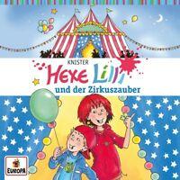 HEXE LILLI - 003/UND DER ZIRKUSZAUBER   CD NEU