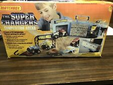 Matchbox Super Chargers Monster Truck Arena Playset