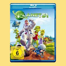 ••••• Planet 51 (Blu-ray) *Original verpackt*