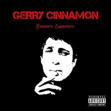 GERRY CINNAMON 'ERRATIC CINEMATIC' Ltd Edition Red Coloured VINYL LP (Sealed)
