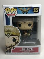 Funko Pop Heroes: Wonder Woman - Antiope Collectible Vinyl Figure A1