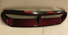 14' - 18 Harley touring electra glide outer splitstream vent trim Twisted Cherry