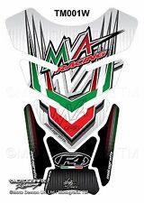 MV Agusta 750 1000 F4 MVA Motorcycle Tank Pad Tankpad Motografix Gel Protector