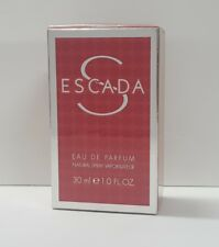 ESCADA S Eau De Parfum 30ml spray,  sealed.