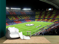 Football Soccer Stadium Lights Photo Wallpaper Wall Mural GIANT WALL DECOR