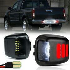 For Nissan Frontier Xterra Suzuki LED License Plate Lights Lamps Assembly 2 PCS