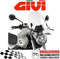 BMW R 1200 R 2006 2007 2008 2009 2010 GIVI PARABREZZA CUPOLINO TRASPARENTE