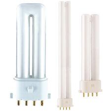 Philips & Osram Kompaktleuchtstofflampen PL-S Dulux S/E 2G7 4p 4 Pin Ampoule à